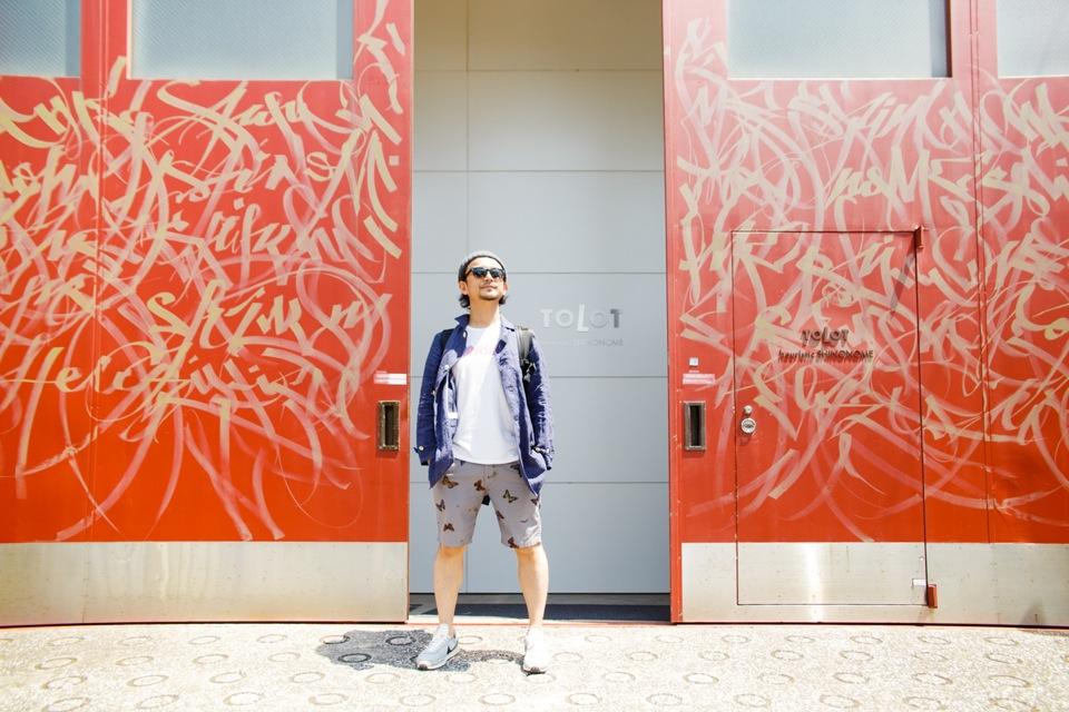 daito manabe photo tour 100 tokyo